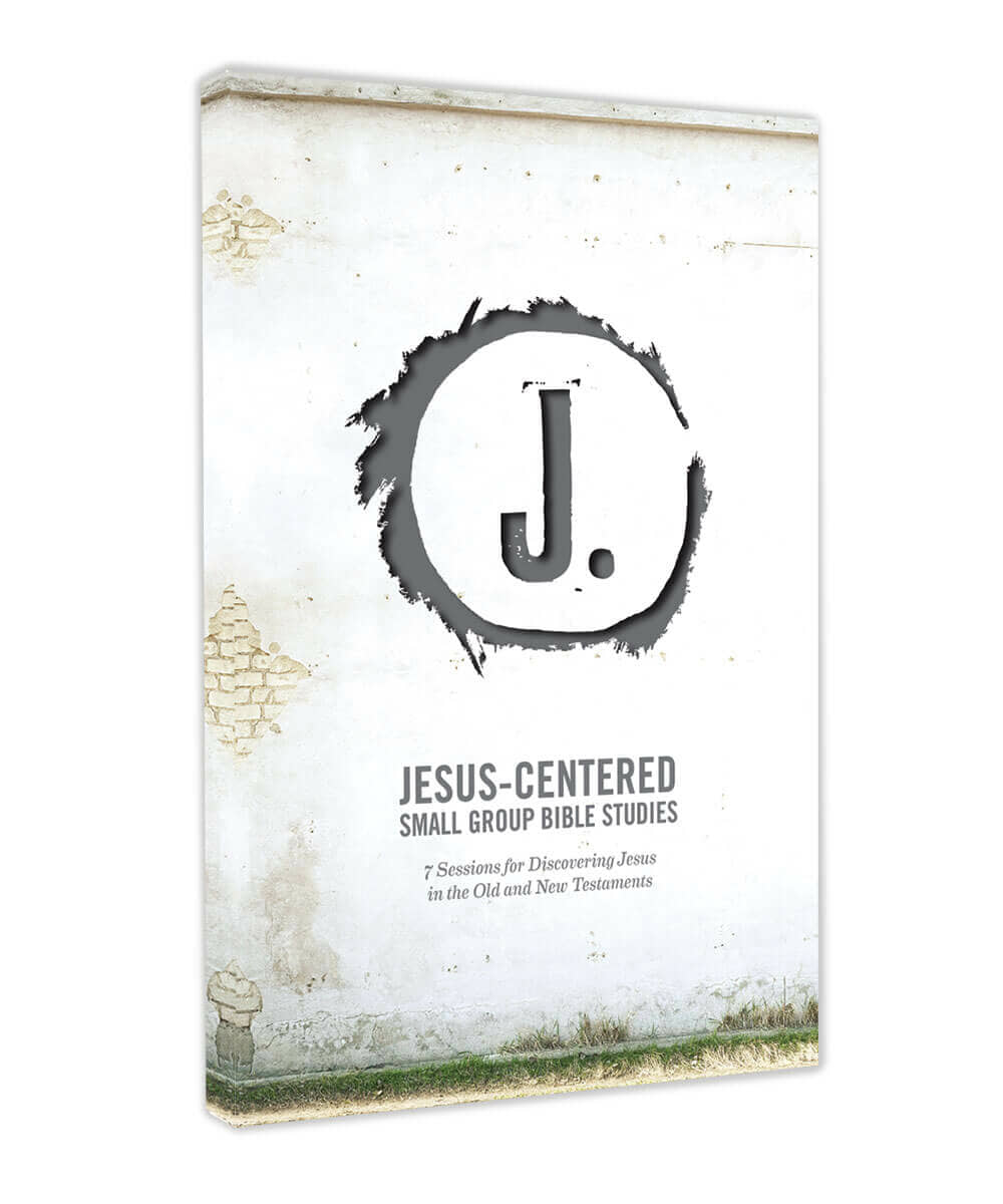 The Jesus-Centered Small Group Bible Studies