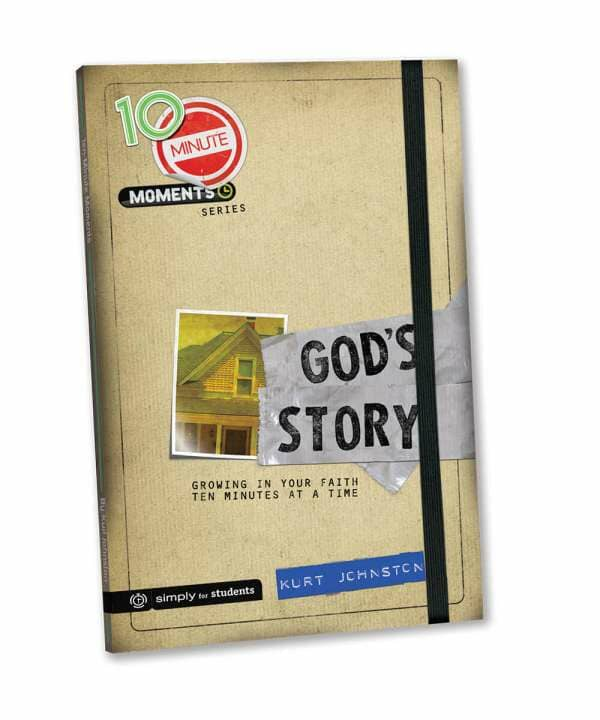 10 Minute Moments-God's Story