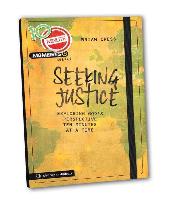 10-Minute Moments: Seeking Justice
