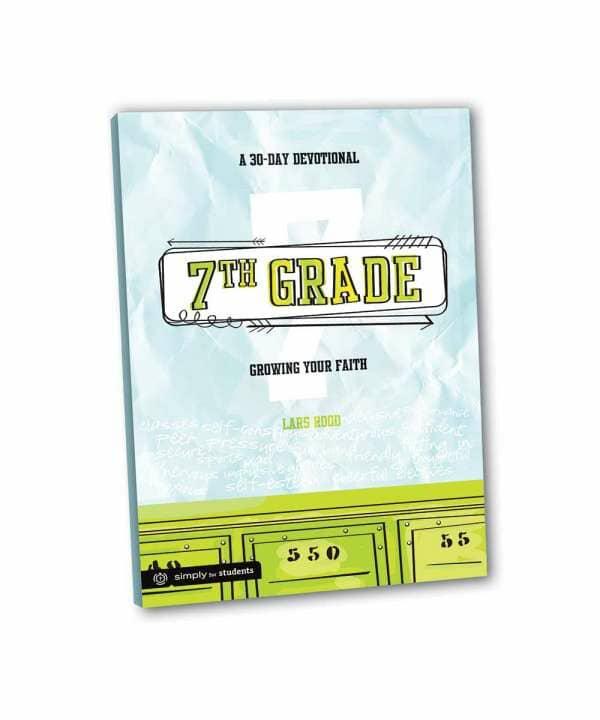 7th Grade: Growing Your Faith