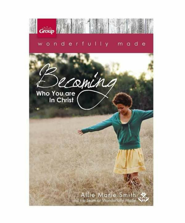 Becoming Who You Are in Christ