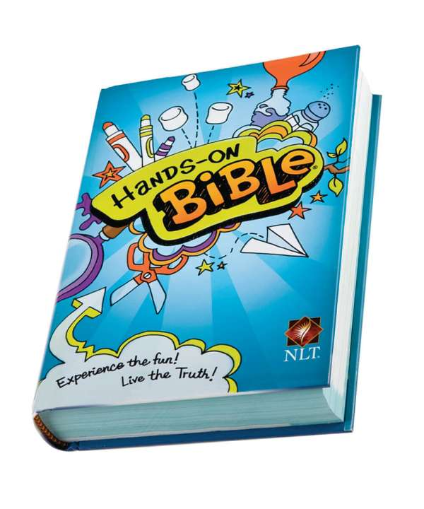 Hands-On Bible--Experience the Fun!