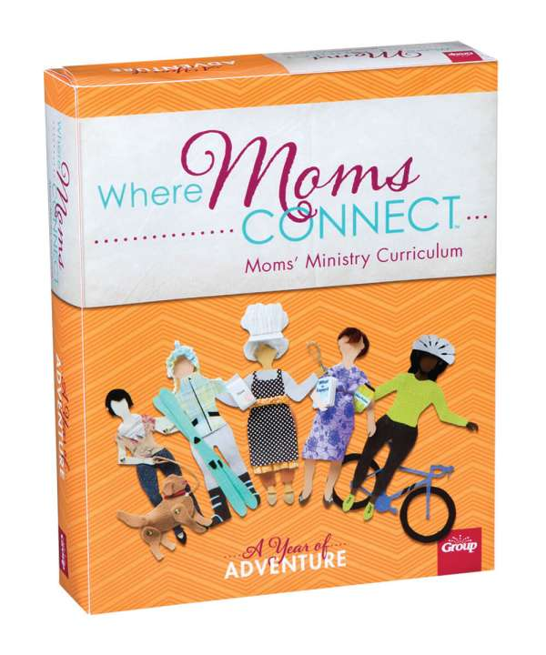Where Moms Connect: A Year of Adventure
