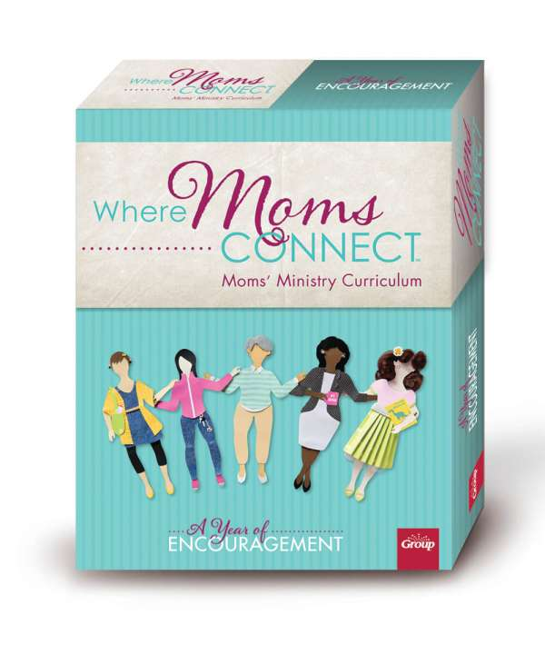 Where Moms Connect: A Year of Encouragement