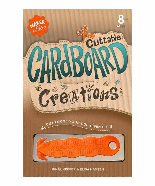 Cuttable Cardboard Creations