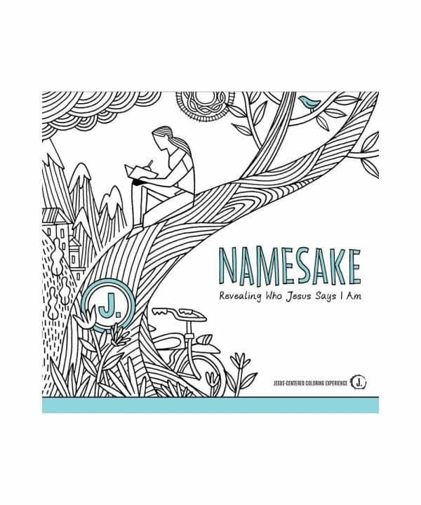Namesake Adult Coloring Book