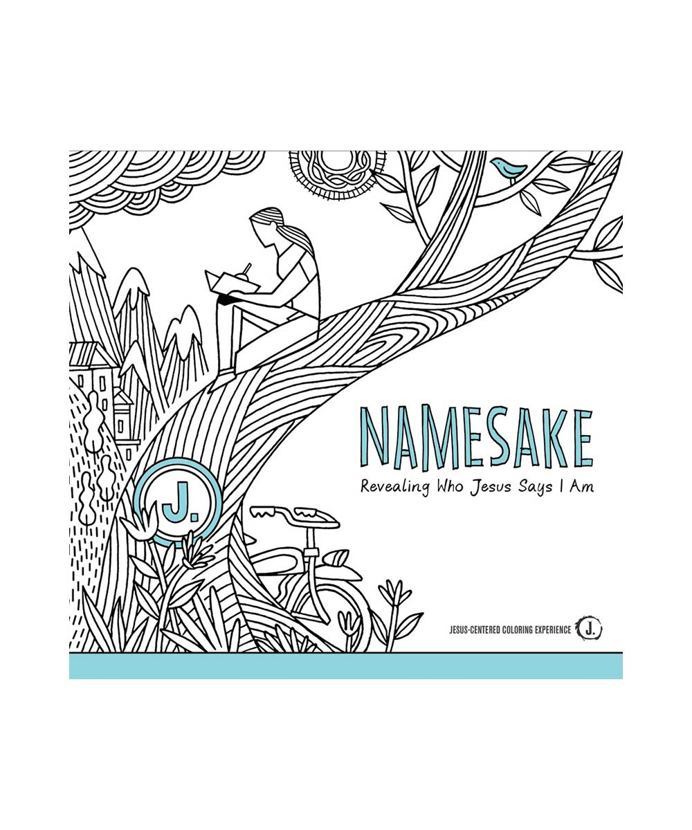 Namesake Adult Coloring Book
