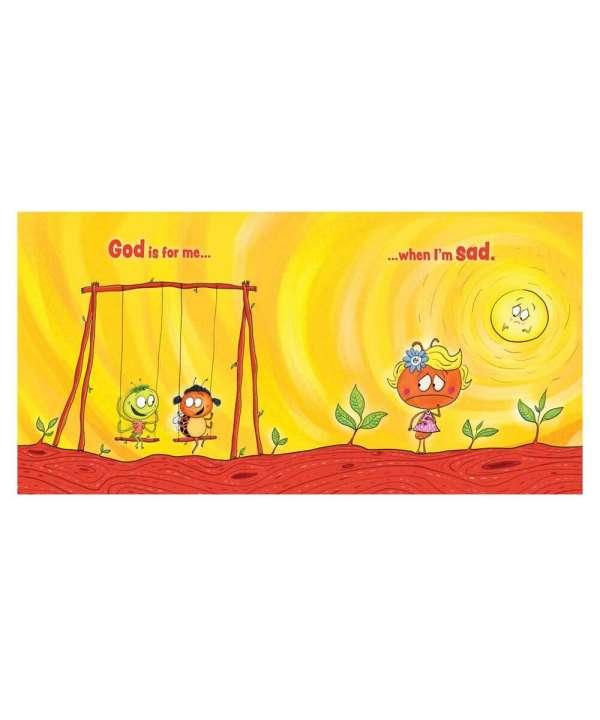 Mad, Glad, or Sad, God Is for Me